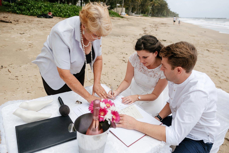 Hochzeit Australien Queensland Palm Cove 26