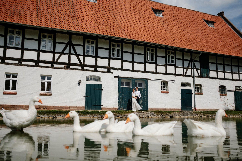 Hochzeit Rittergut Besenhausen Goettingen 13