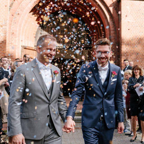 Eine Hochzeit im hohen Norden