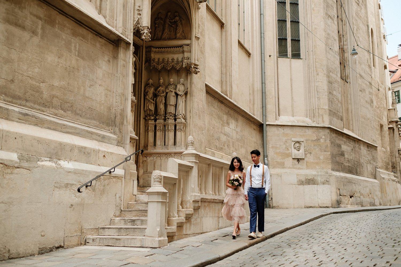 Pre Wedding Shoot Vienna 12