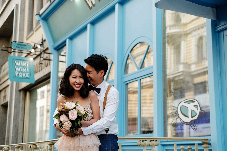 Pre Wedding Shoot Vienna 17