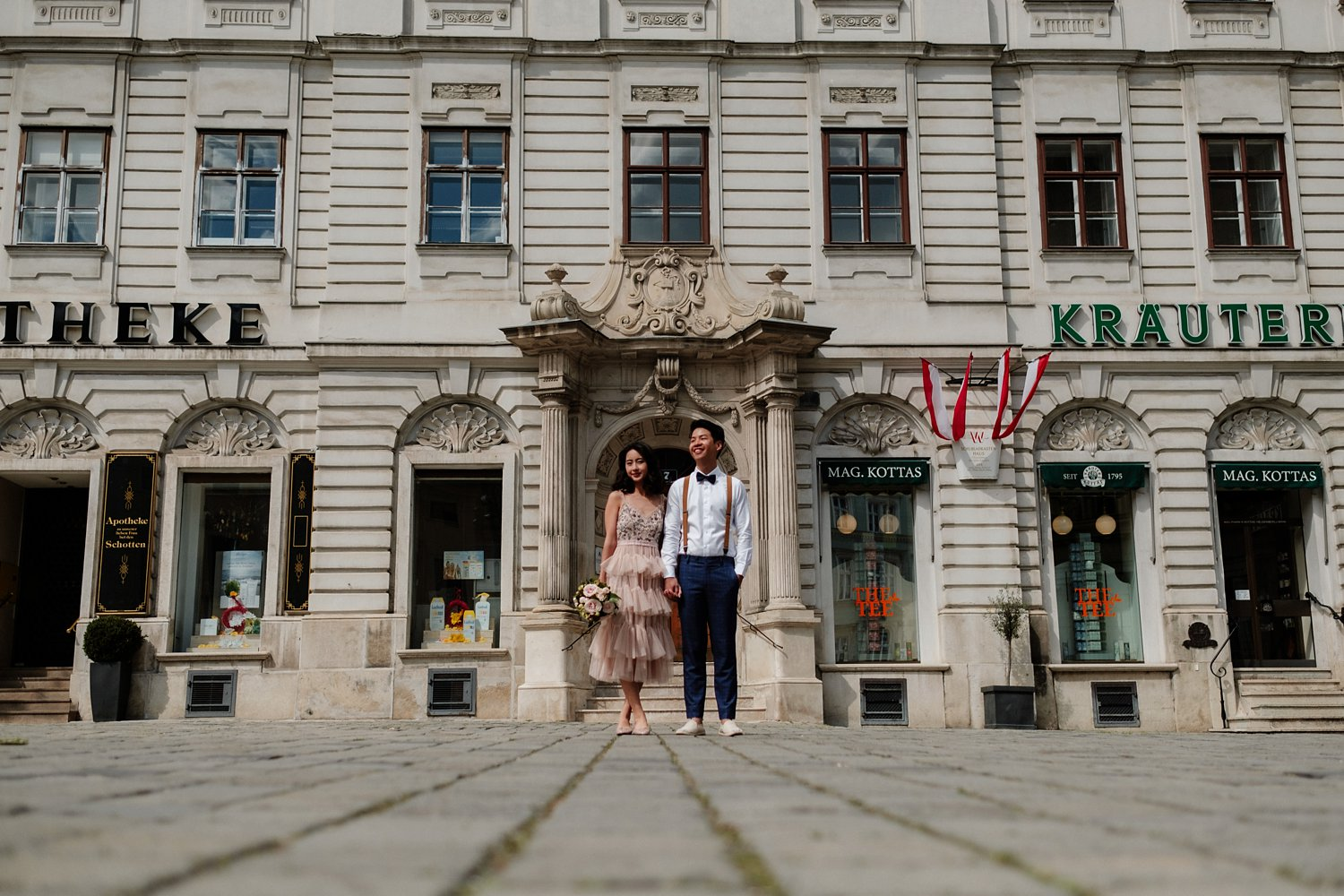 Pre Wedding Shoot Vienna 18