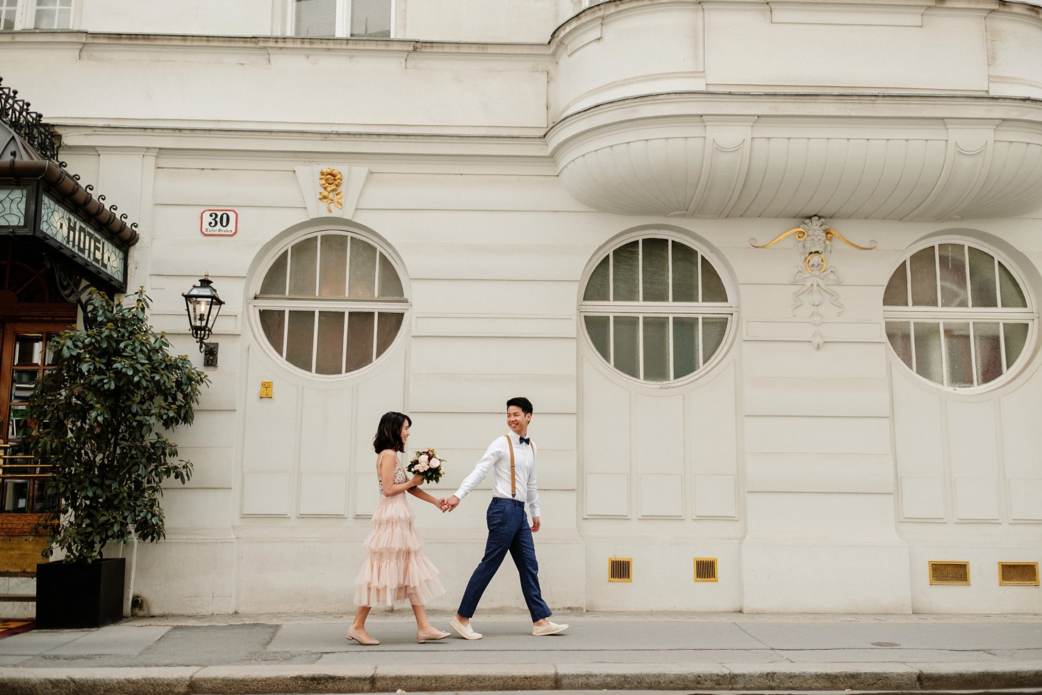 Pre Wedding Shoot Vienna 3