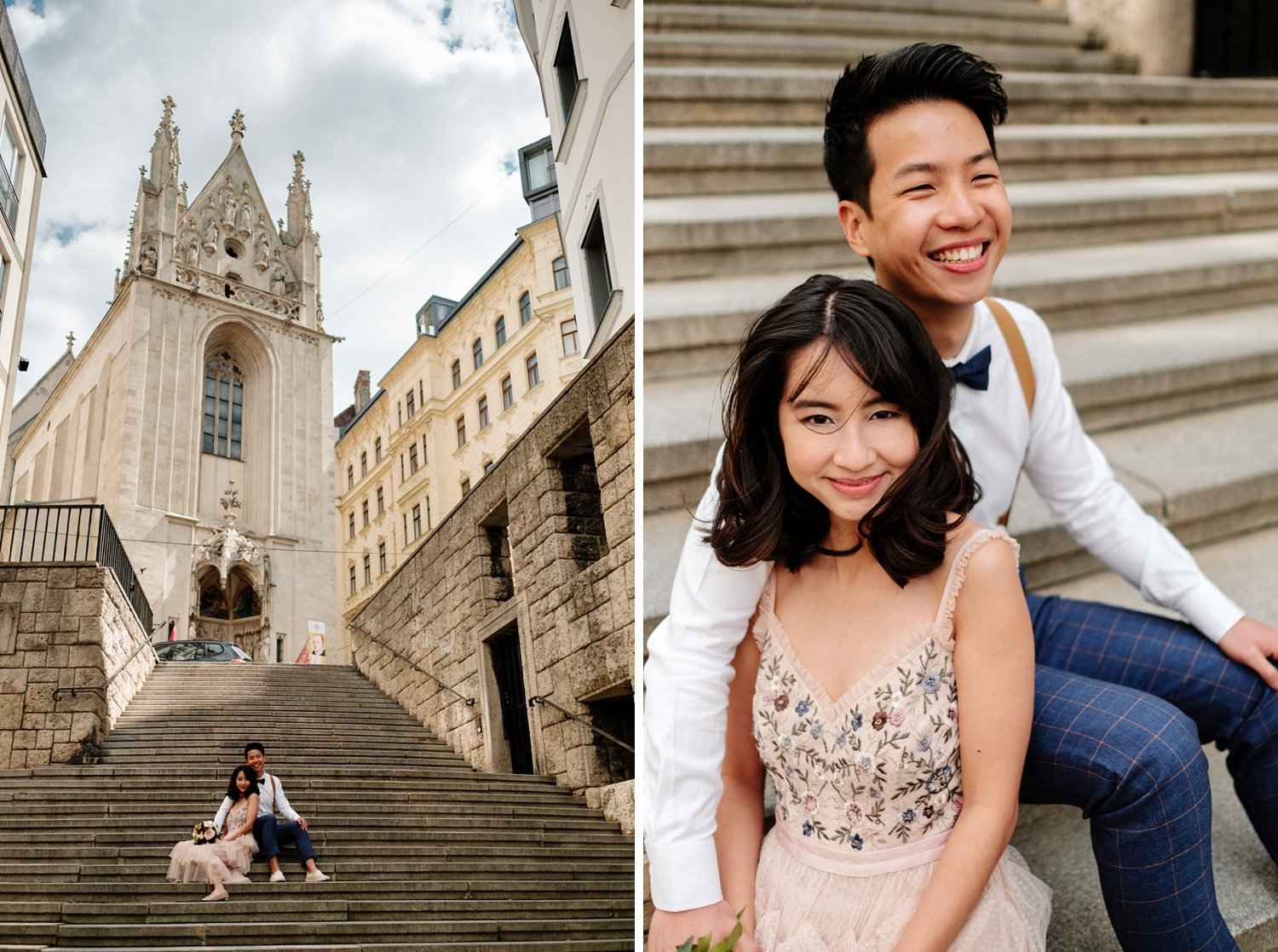 Pre Wedding Shoot Vienna 4