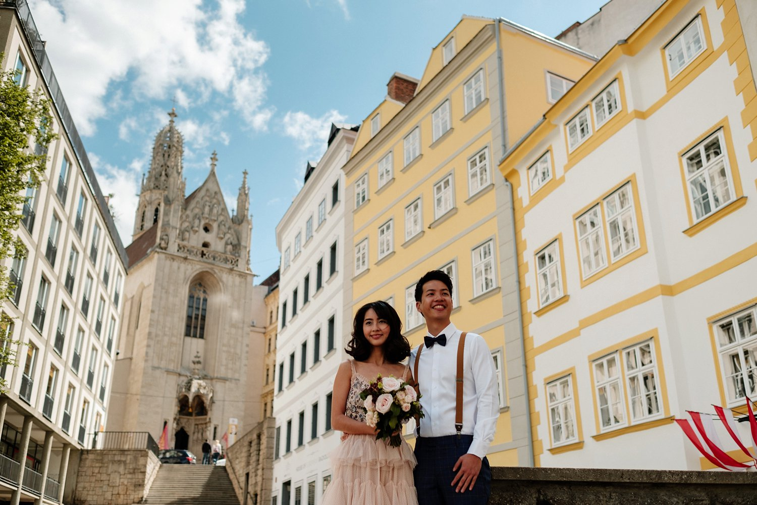 Pre Wedding Shoot Vienna 6