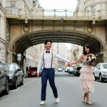 Pre Wedding Shoot Vienna title