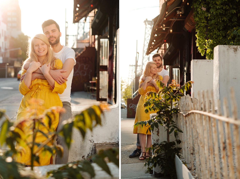 Couple Photoshoot New York City 13