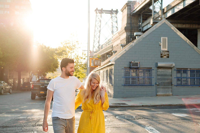 Couple Photoshoot New York City 14