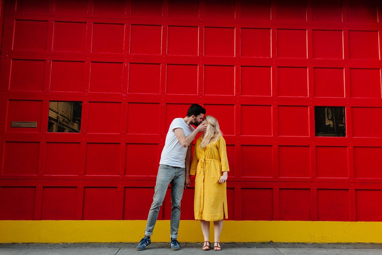 Couple Photoshoot New York City 18