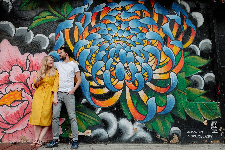 Couple Photoshoot New York City 24