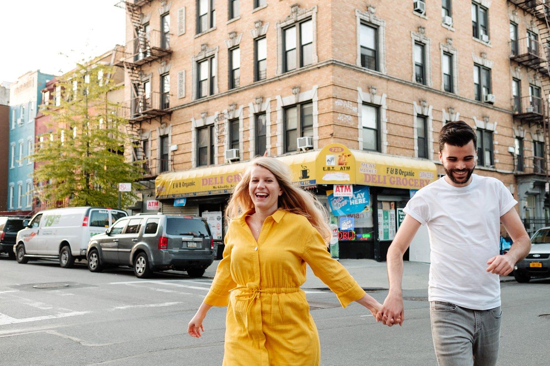 Couple Photoshoot New York City 26