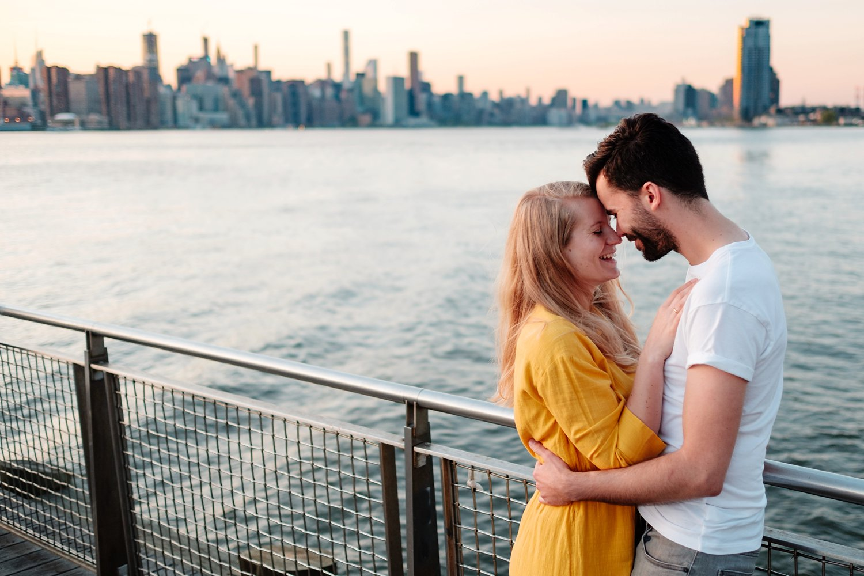 Couple Photoshoot New York City 32
