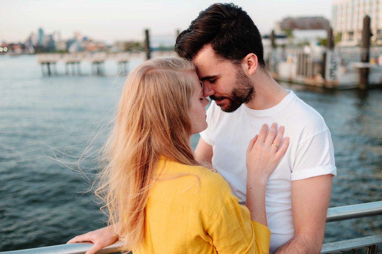 Couple Photoshoot New York City 34