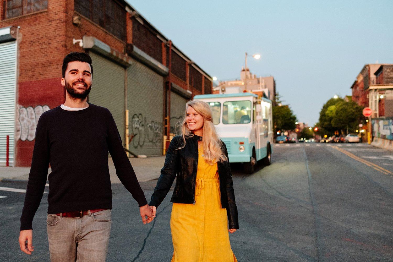 Couple Photoshoot New York City 37