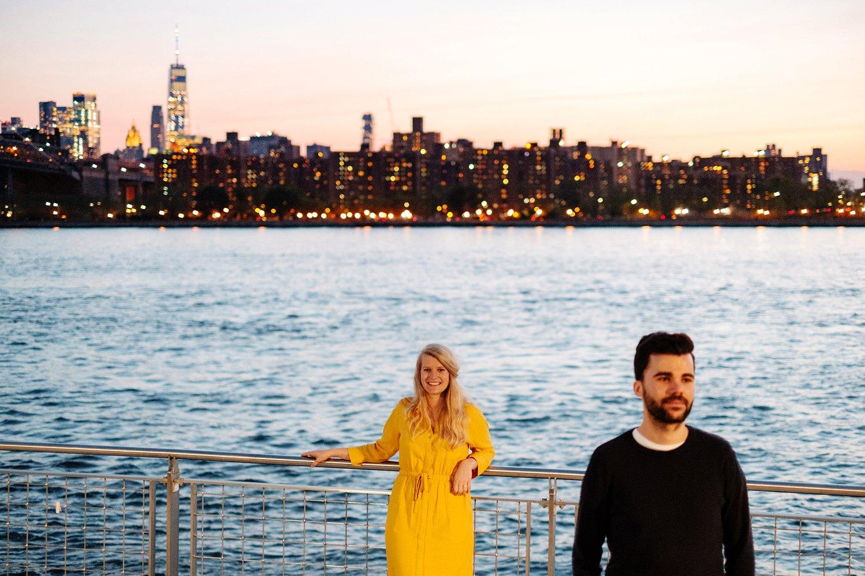 Couple Photoshoot New York City 42