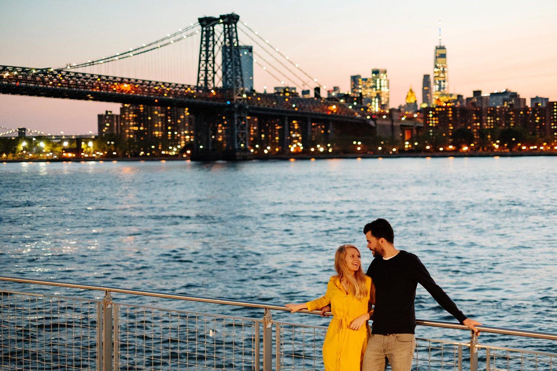 Couple Photoshoot New York City 43