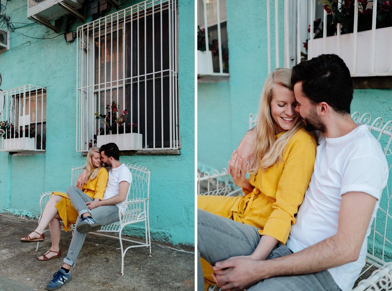 Couple Photoshoot New York City 7