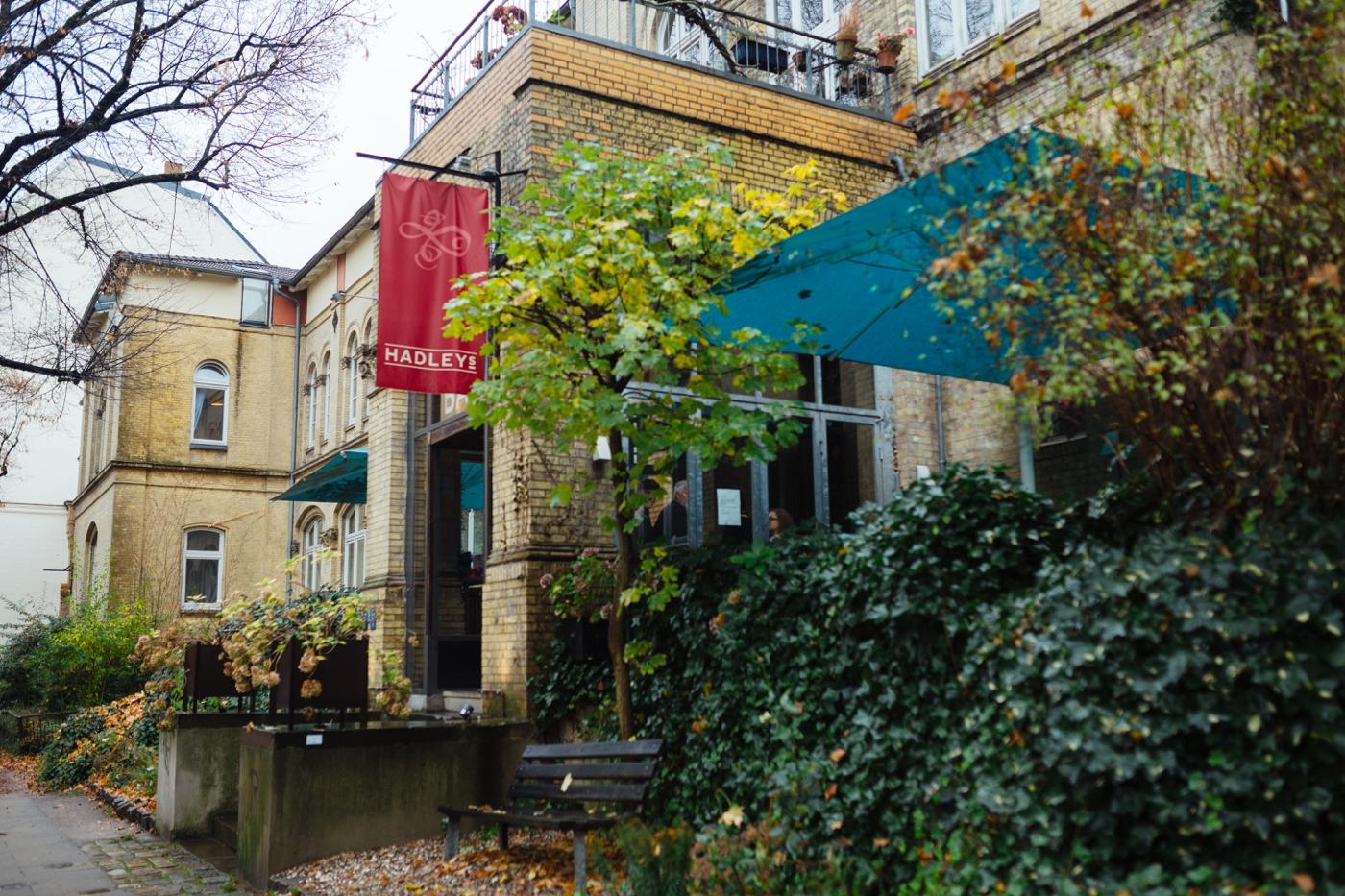 Alternative Hochzeit Hamburg Cafe 21
