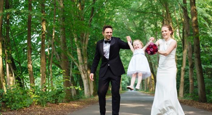 Die heißeste Hochzeit des Jahres