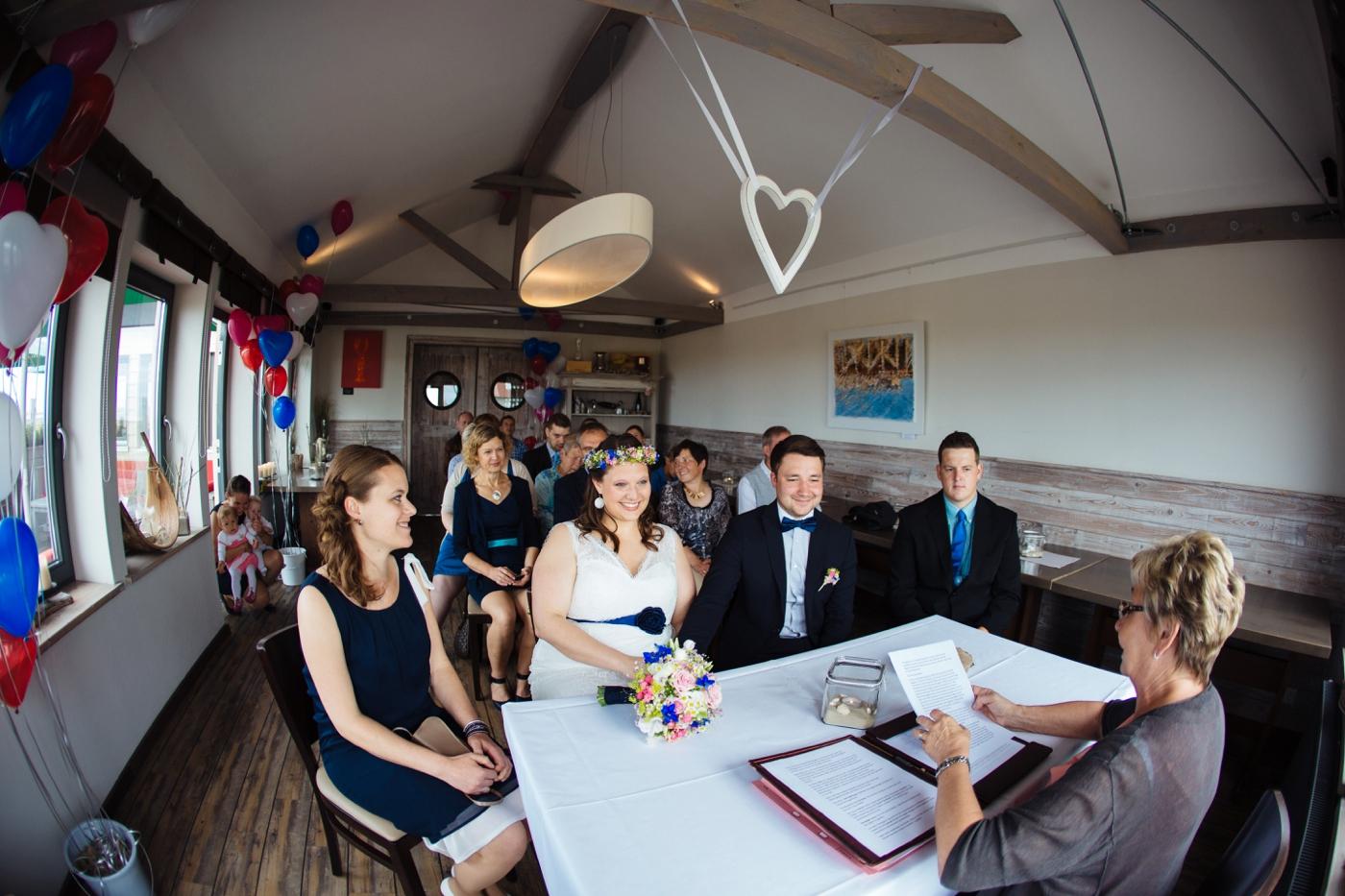 Hochzeit Sankt Peter Ording Strandhuette 17-1