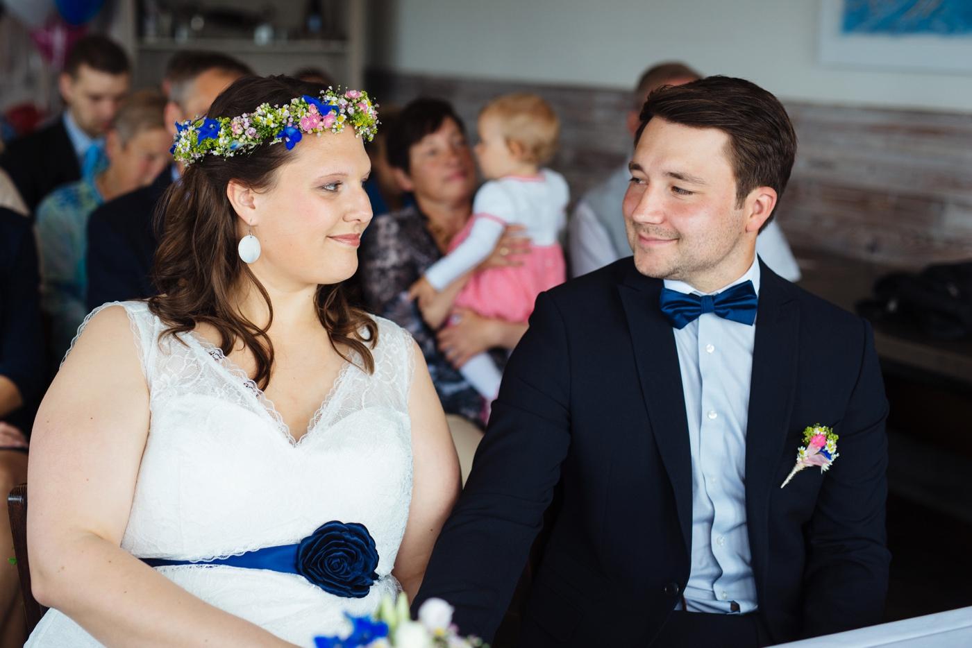 Hochzeit Sankt Peter Ording Strandhuette 17