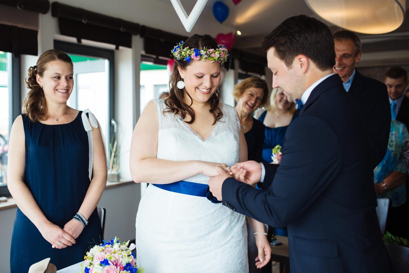 Hochzeit Sankt Peter Ording Strandhuette 18