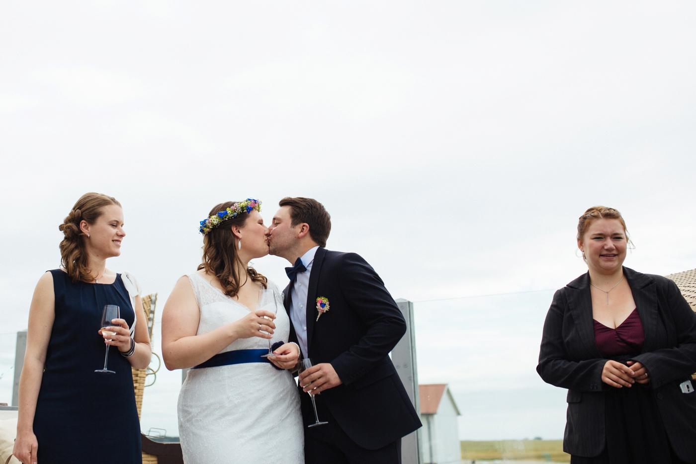 Hochzeit Sankt Peter Ording Strandhuette 25