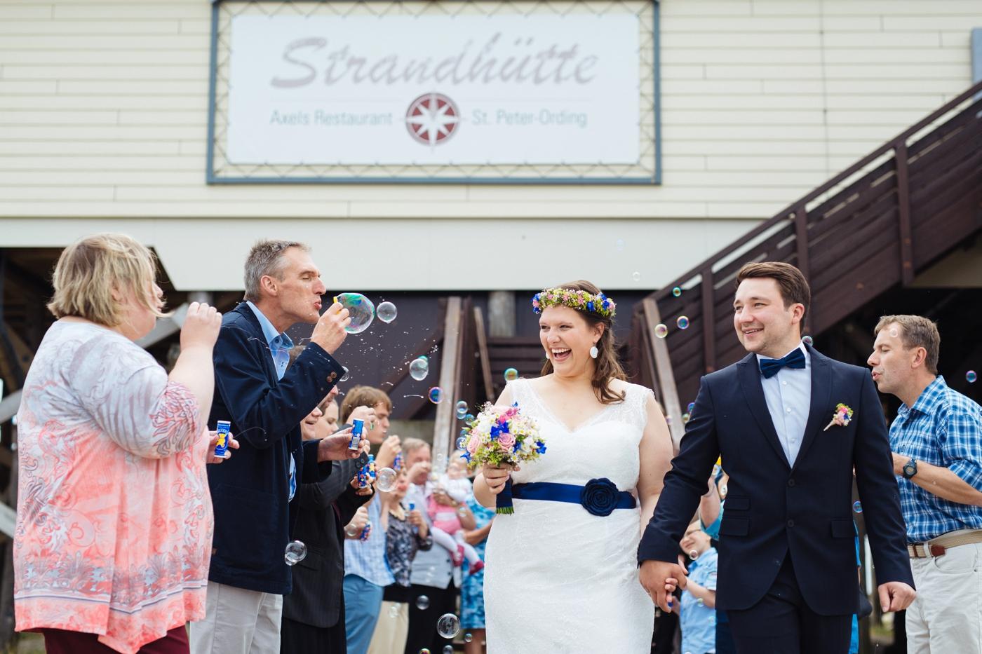 Hochzeit Sankt Peter Ording Strandhuette 29