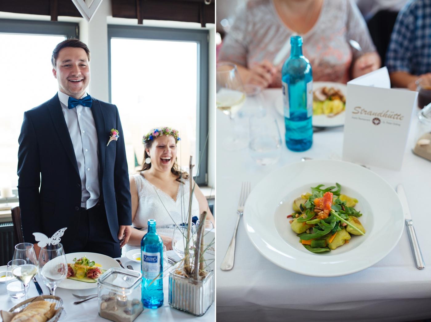 Hochzeit Sankt Peter Ording Strandhuette 36