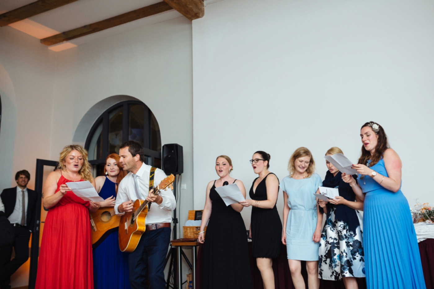Hochzeit Schlossgut Gross Schwansee 80