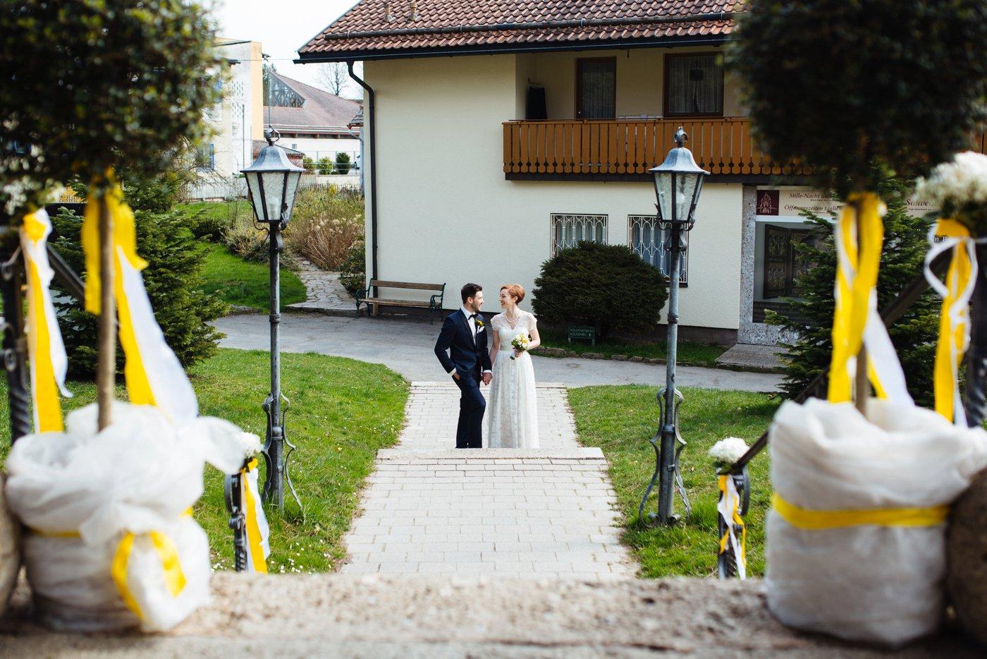 Hochzeit Stiftskirche Sankt Peter Salzburg 10