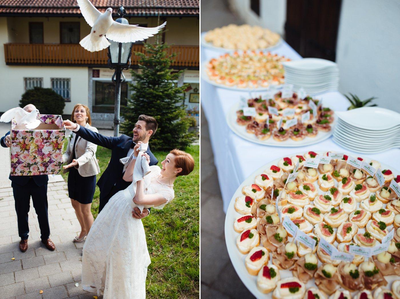 Hochzeit Stiftskirche Sankt Peter Salzburg 22