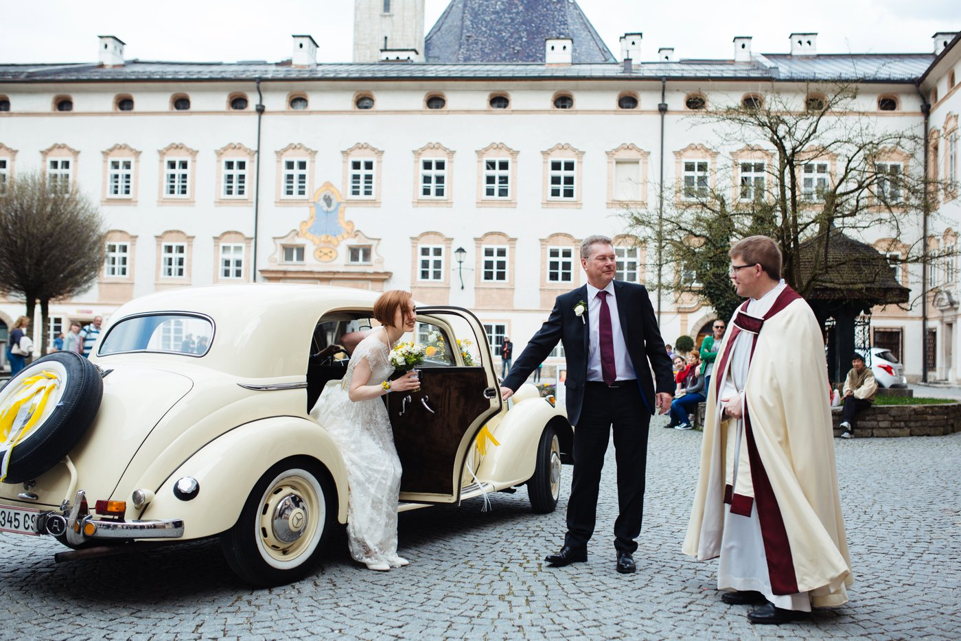 Hochzeit Stiftskirche Sankt Peter Salzburg 29