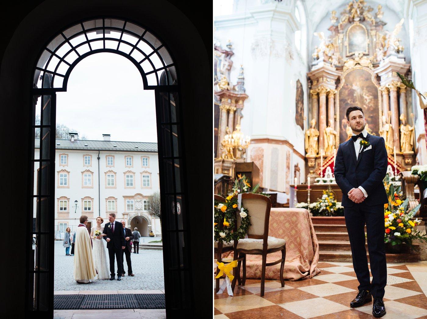 Hochzeit Stiftskirche Sankt Peter Salzburg 30