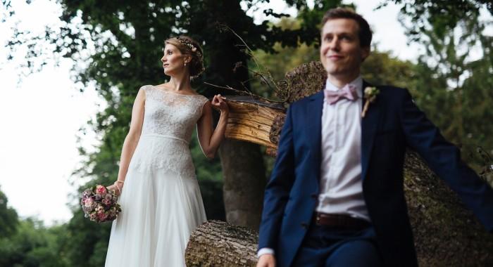 Eine Hochzeit in der Lüneburger Heide