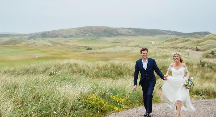 Her mit dem schönen Leben - eine Sommer-Regen-Hochzeit auf Sylt
