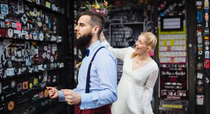 Bäm! Vegane DIY Hochzeit in Hamburg