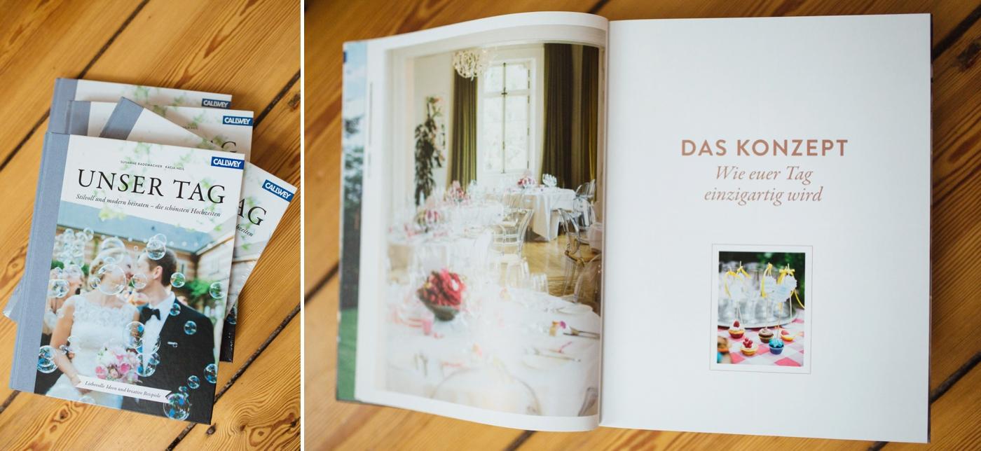 Hochzeitsbuch Unser Tag 2