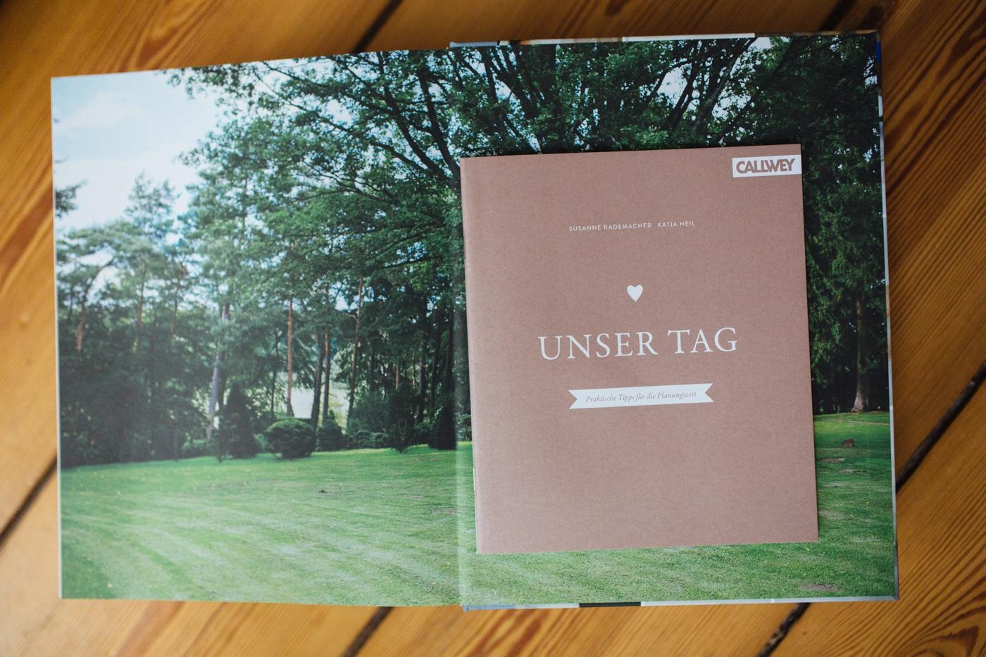 Hochzeitsbuch Unser Tag 4