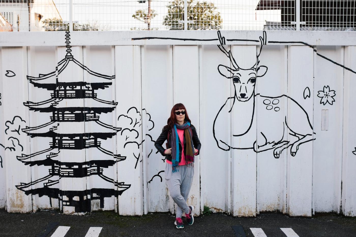 Japan Reise Kyoto Nara19