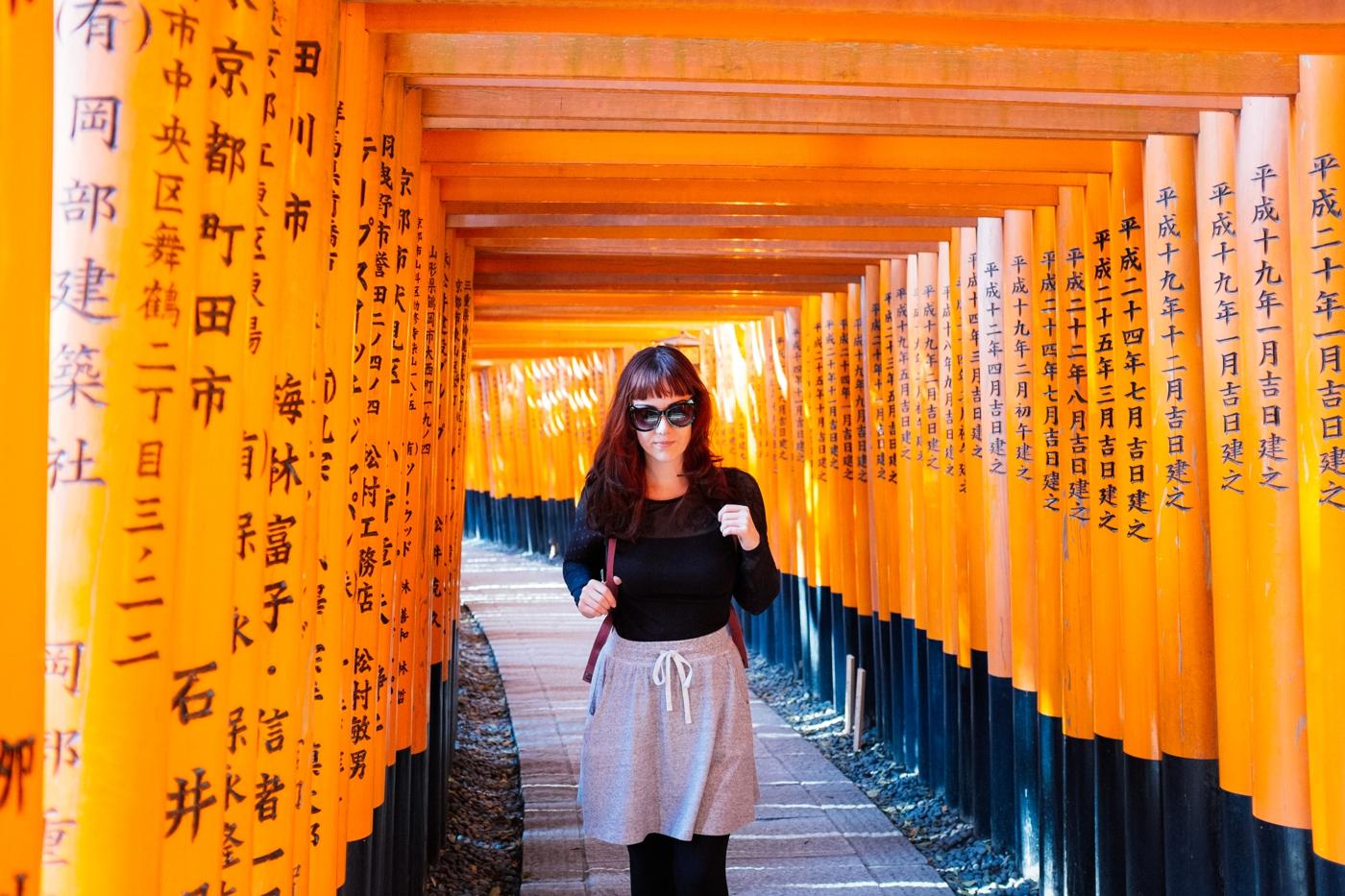 Japan Reise Kyoto Nara49