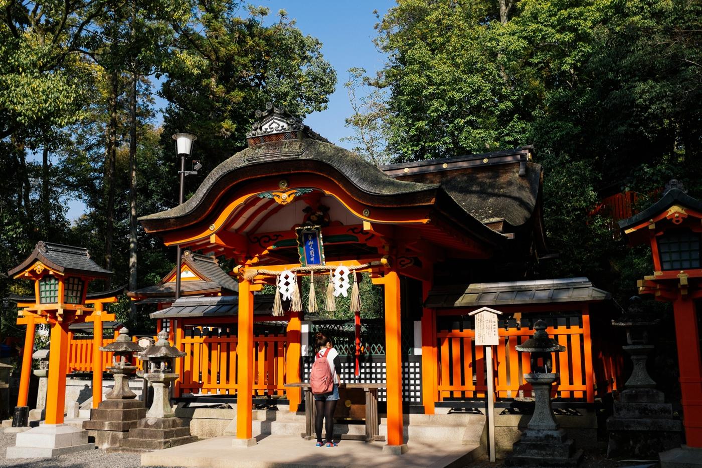 Japan Reise Kyoto Nara50