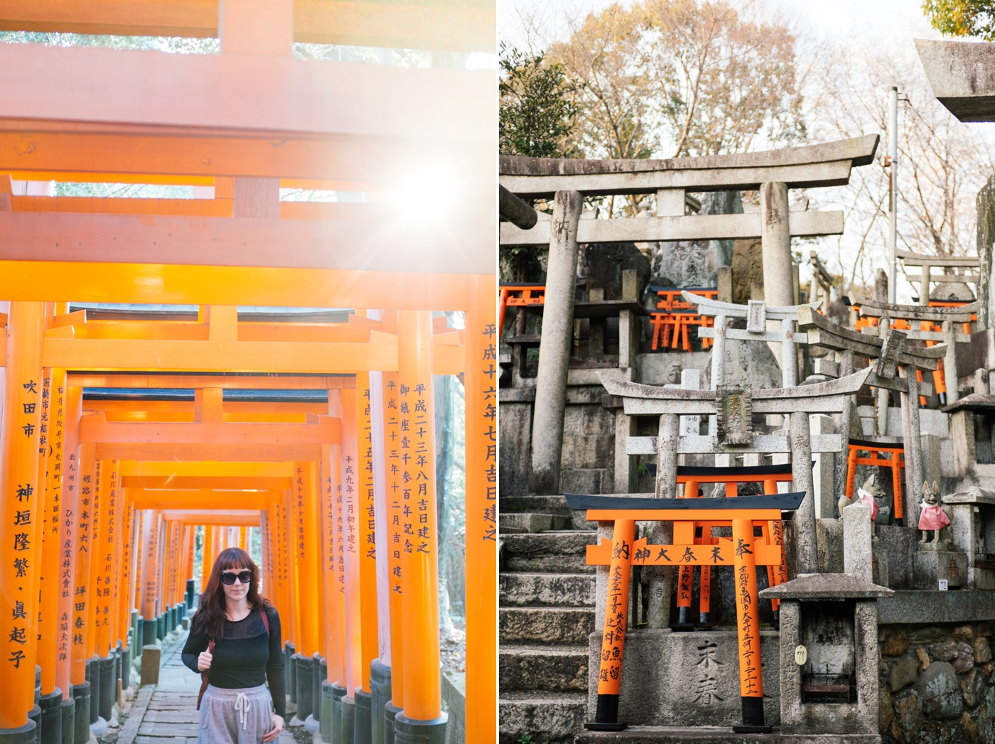 Japan Reise Kyoto Nara57